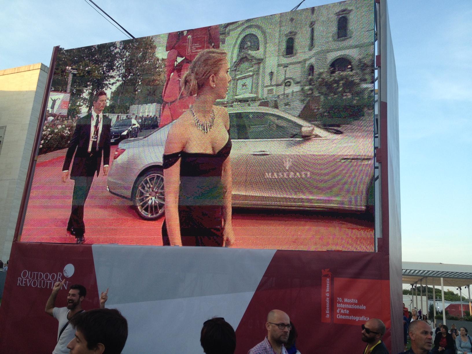 Scarlett og Maseratien