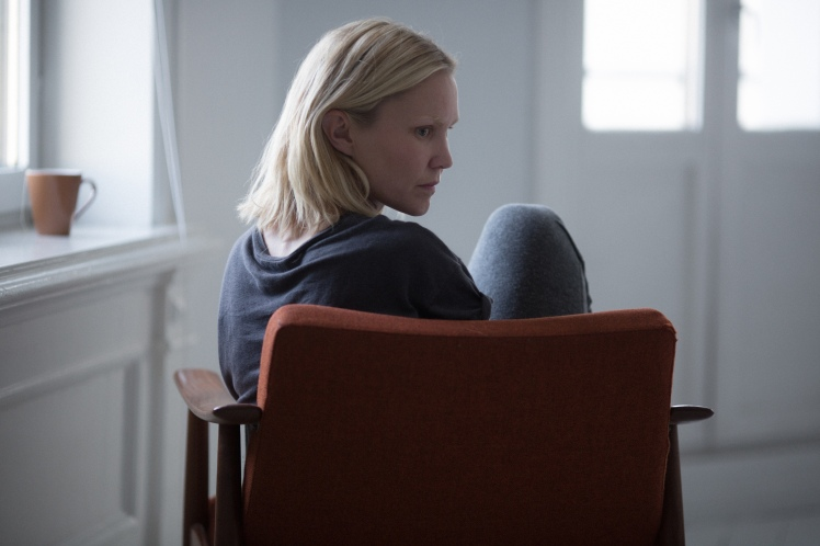 Ellen Dorrit Petersen som Ingrid i Blind (foto: Filmweb/NFD).