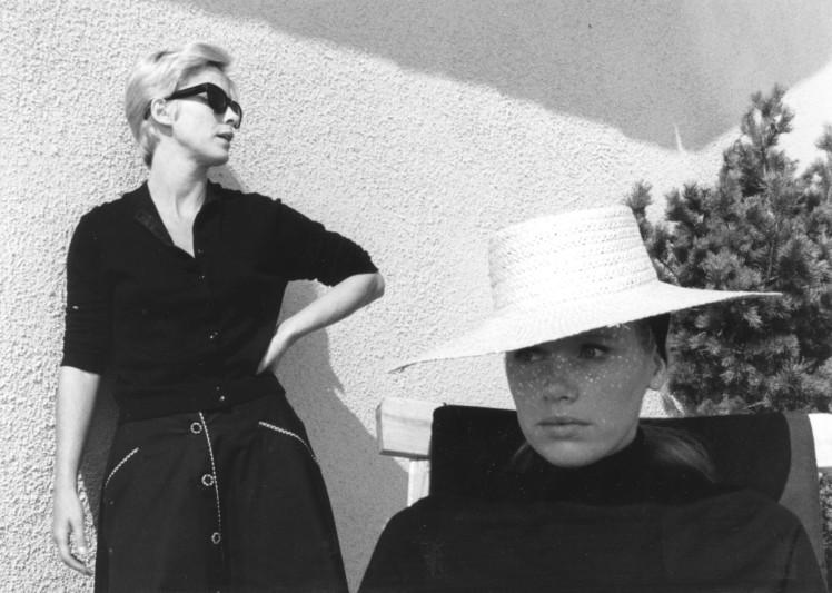 Persona (Ingmar Bergman 1965).