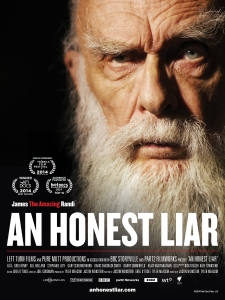 AN HONEST LIAR MOVIE POSTER