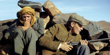 Reda Kateb og Viggo Mortensen i Far From Men